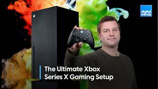 Ultimate Xbox Series X Gaming Setup Guide