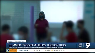 Yo Si Puedo helps Tucson kids with learning disabilities