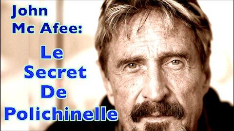 Mc AFEE. LE SECRET DE POLICHINELLE