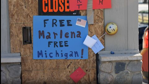 A Call for Freedom - Rally for Marlena.