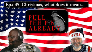 PTPA (Episode # 45): What does Christmas mean to you?