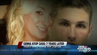 Seven years later, Genna Ayup's family still pleading for justice