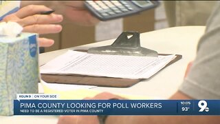 Pima County Elections looking for more poll workers for Aug. 4 primary