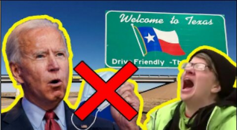"""Texas records ZERO Covid deaths!   Joe Biden takes another LOSS in his HORRIBLE """"Presidency""""!"""