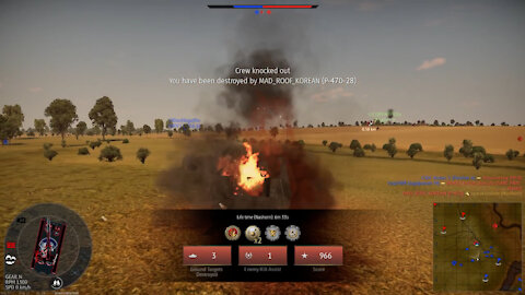 """Warthunder funny moments volume 1 """"Mad_Roof_Korean"""""""