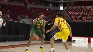 Former Walnut Hills star helps undefeated Baylor hoops team