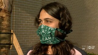 CDC recommends wearing masks in public