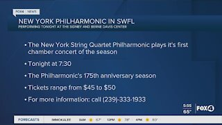 New York Philharmonic in Southwest Florida