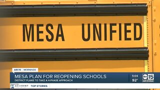 Mesa Public Schools decide on phased approach to fall semester
