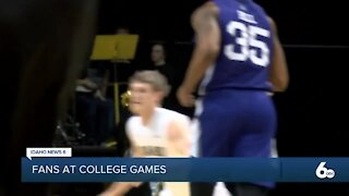 New Plans to Allow Fans at College Games Amid COVID