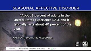 Seasonal depression adding to COVID-19 fatigue