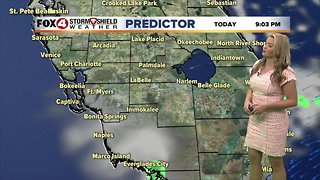 FORECAST: Nice through Thursday... storms expected Friday
