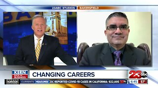 How to improve your chances of success when changing careers