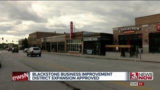 City Council approves Blackstone expansion