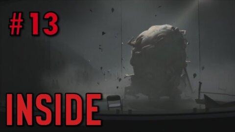 Playdead's INSIDE (Nightmare Fuel! Disturbing!) Let's Play! #13