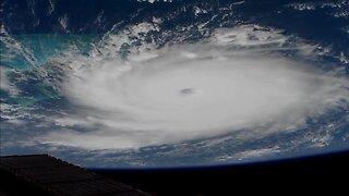 Hurricane Dorian from space September 1