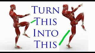 Knee Strike Tutorial Anatomy High Knee Strikes Stretching Technique