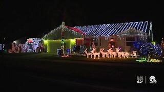 Stuart couple helps keep Christmas tradition alive