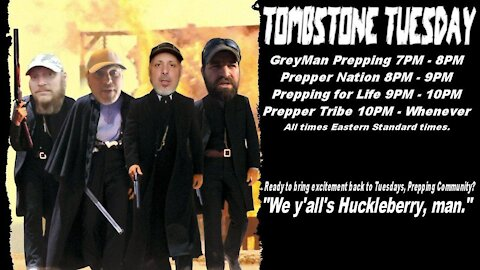 Tombstone Tuesday - The Hired Gun Episode!