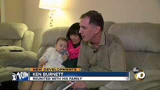 Local family finally reunited after weeks in quarantine