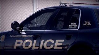 Las Vegas H.S. student arrested for having a gun
