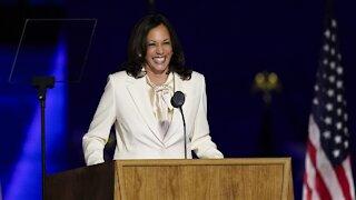 Kamala Harris Makes History As Vice President-Elect
