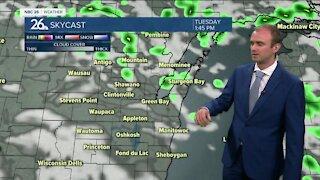 Gino Recchia NBC26 Weather Forecast