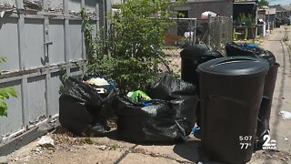 Baltimore City DPW Looking For Solutions Following Trash Service Delays