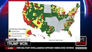 Trump Won! Seth Keshel Drops Evidence Bombs! (MI, PA, MN, FL, AZ, CA) - 2720