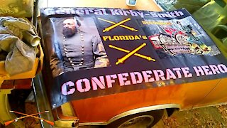 New Confederate General Kirby-Smith Banner