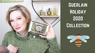 New Guerlain Holiday 2020 Makeup Collection, Golden Bee
