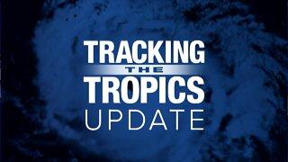TRACKING THE TROPICS | Aug. 1 8 p.m. Update