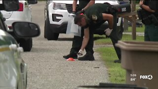 Shooting investigation in Lehigh Acres