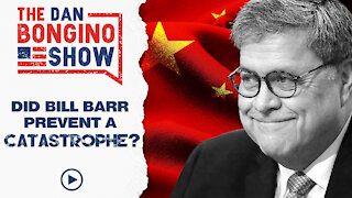 Did Bill Barr Prevent A Catastrophe?