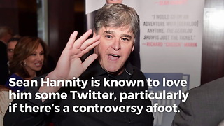 Hannity Excoriates Comey in Sunday Night Scorched-Earth Tweet Fest