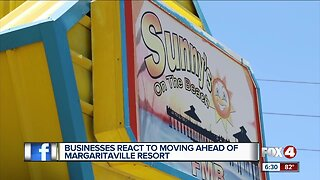 Margritaville forcing other businesses to find new homes