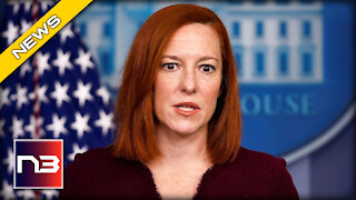 UNREAL! Psaki REFUSES to Answer CRITICAL Question about Safety of Our Country