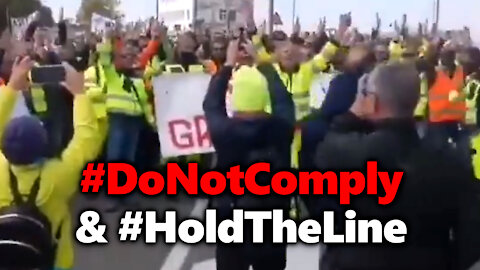 1 Million Italian Workers On Strike, Chicago Police Stand Up, Biden OSHA Rule