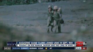 A Veteran's Voice: Augustine 'Augie' Flores