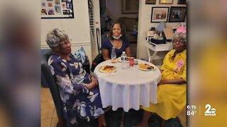 Celebrating sister centenarians