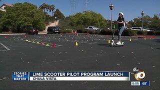 Chula Vista launches E-Scooter Pilot Program
