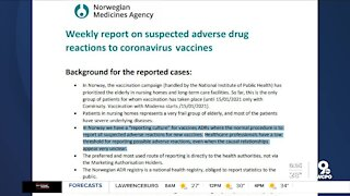 Fact Check Friday: No proof COVID-19 vaccine contributed to Norway deaths