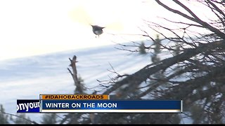 Idaho Back Roads: Winter on the Moon