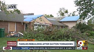 Beavercreek residents rebuilding after tornadoes