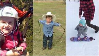 Fearless kids love adrenaline-fueled adventures!