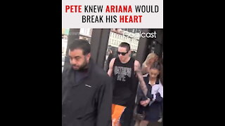 Why Did Ariana Grande Need Pete Davidson To Rescue Her
