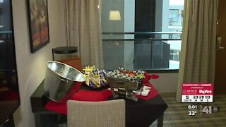 Kansas City-area hotels and movie theaters rent out spaces for Super Bowl Sunday