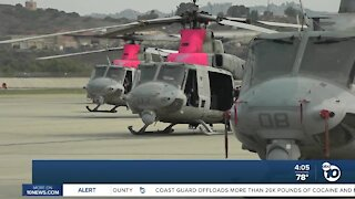 Marines turned Valley Fire fighters