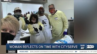 Kern's Kindness: Robin Robinson shares experience with CityServe