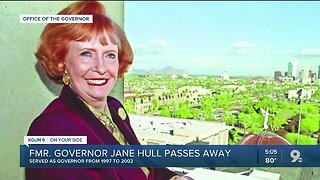 Former Arizona Governor Jane Hull and husband have died